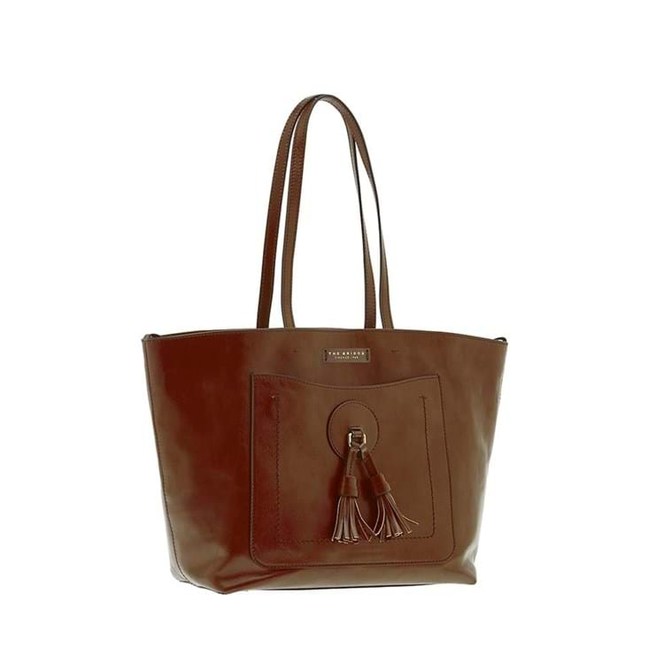 Shopper Santacroce Brun 1