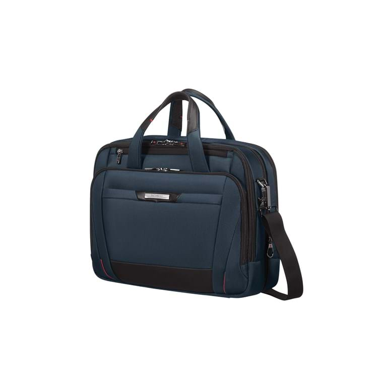 Samsonite Computertaske Pro DLX5  Blå 2