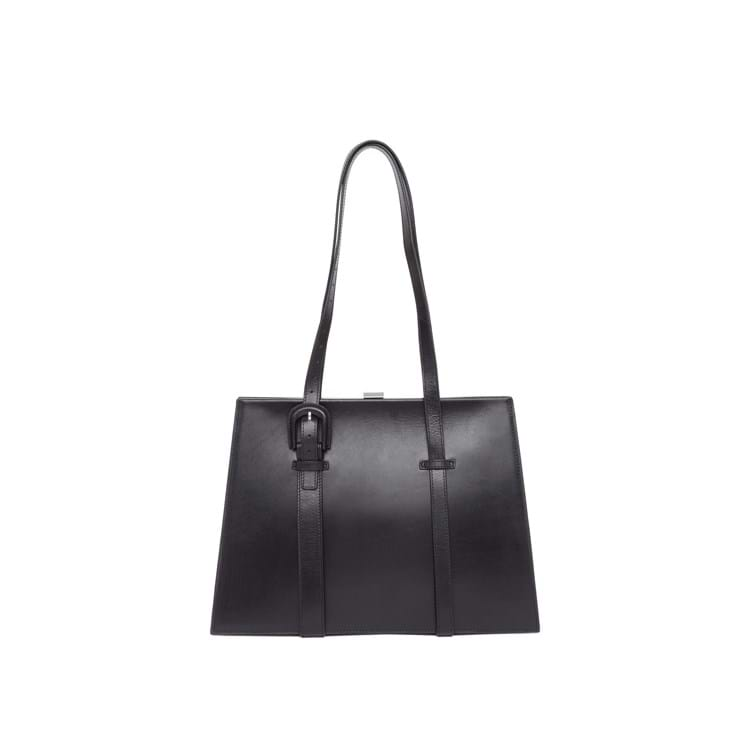 Skuldertaske Carryall Sort 1