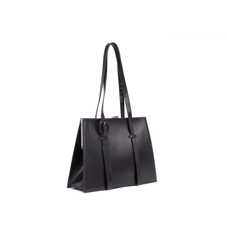 Skuldertaske Carryall Sort 3