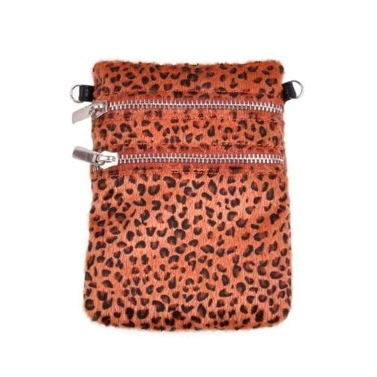 Cross body taske Leopard 1