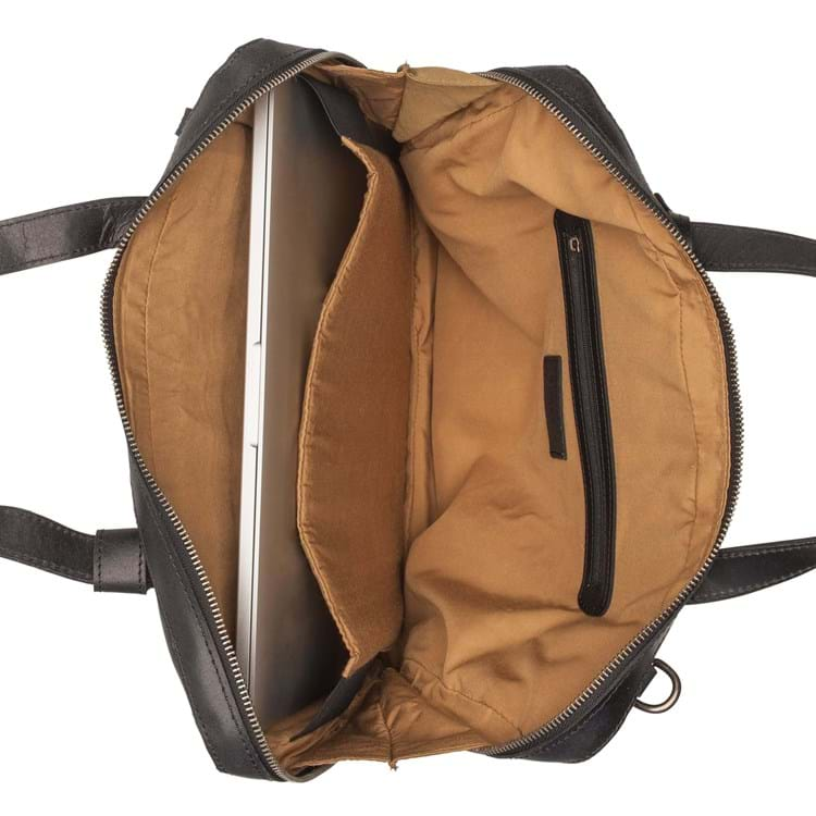 Burkely Workbag Vintage Noa Sort 2