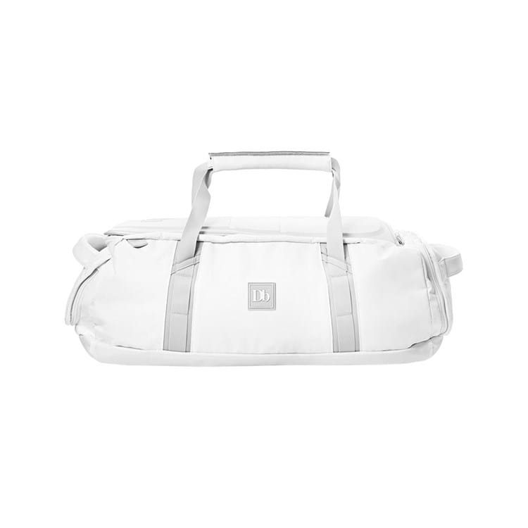 douchebags Duffel Bag The Carryall Hvid 1