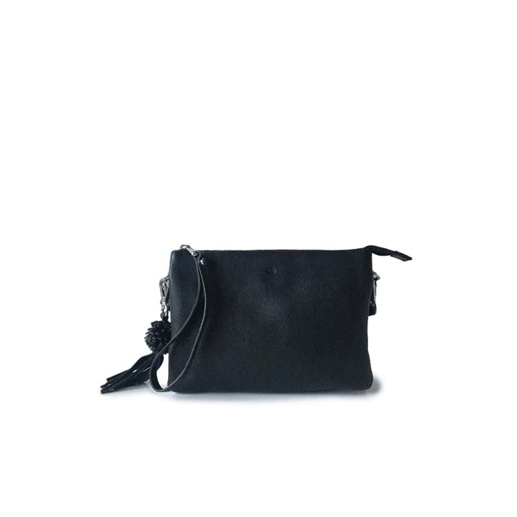 Combi clutch Anne Ruby Sort 1
