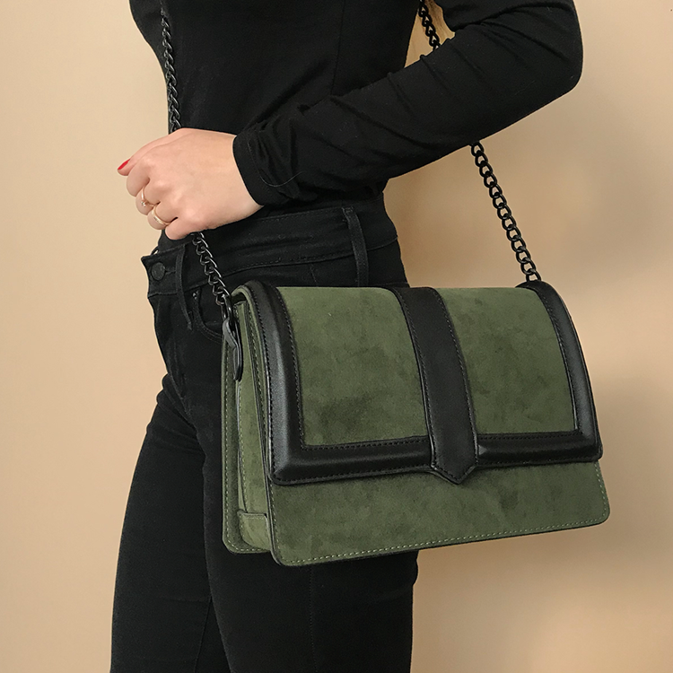 Crossbody ND Laval 8 Grøn 5