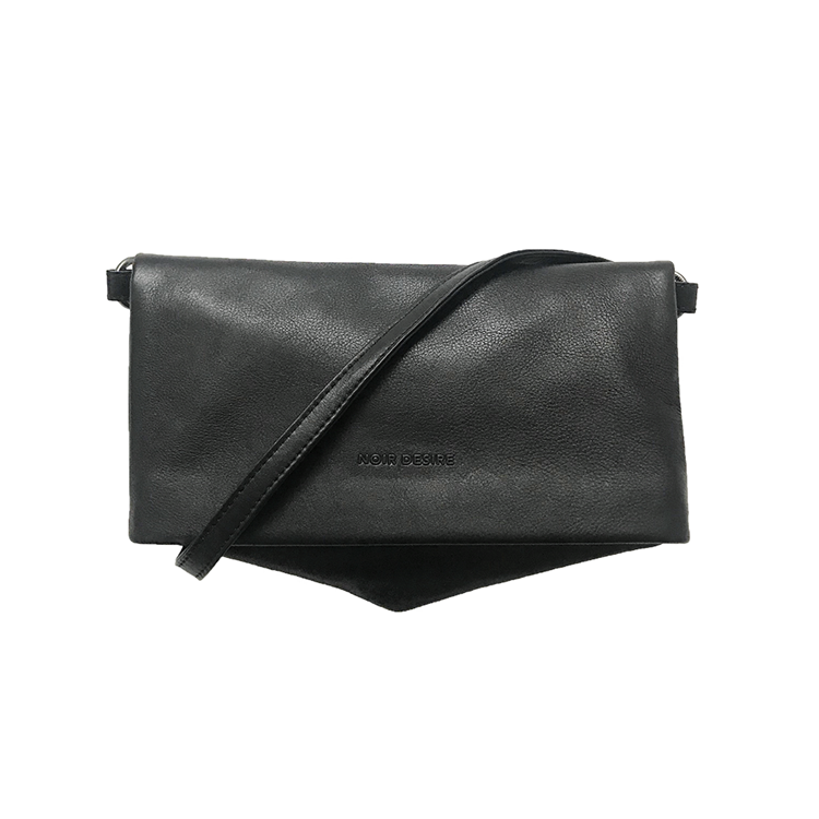 Combi clutch ND folded bag 2 Sort 1