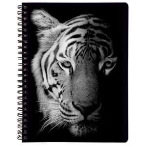 Note book A4 - White Tiger NEW