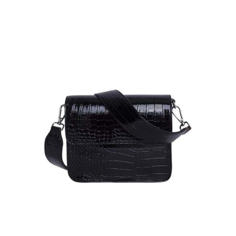 Crossbody Cayman Shiny Strap Sort 1