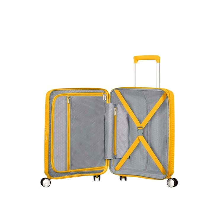 American Tourister Kuffert Soundbox Gul 3