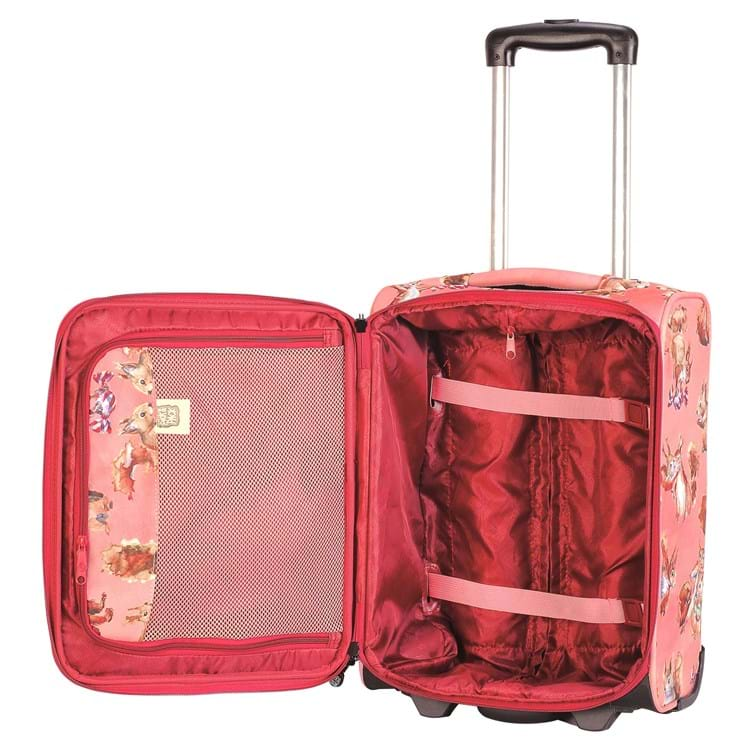 Pick&Pack Trolley Squirell  Rosa 3