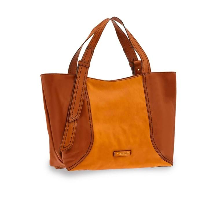 Shopper Pienza Cognac 1
