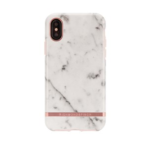 Iphone Cover White Marble
