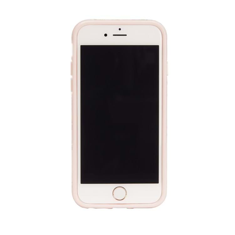 Richmond & Finch iPhone 6/6s/7/8 Plus Cover Pink Blomst 2