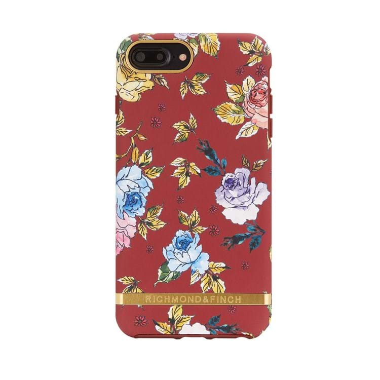 Richmond & Finch iPhone 6/6s/7/8 Plus Cover Blomster Print 1
