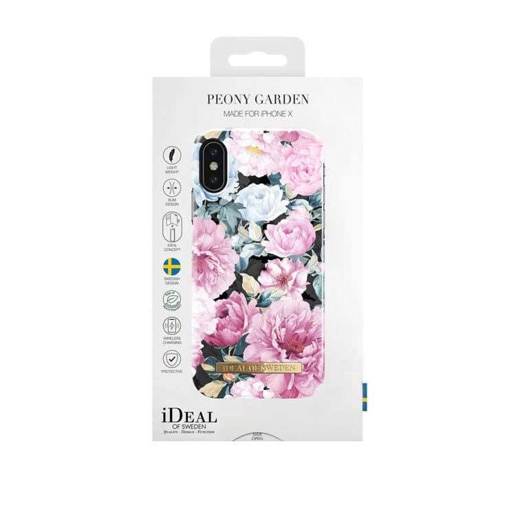 iDeal Of Sweden Iphone Cover Peony Garden Pink Blomst 3
