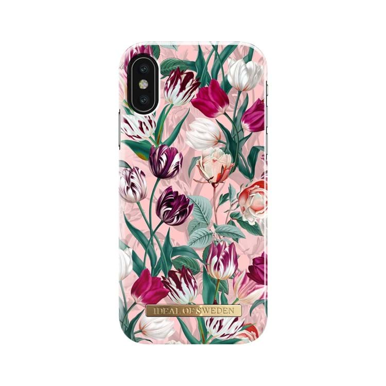 iDeal Of Sweden Iphone Cover Vintage Tulipan Lilla blomst 1