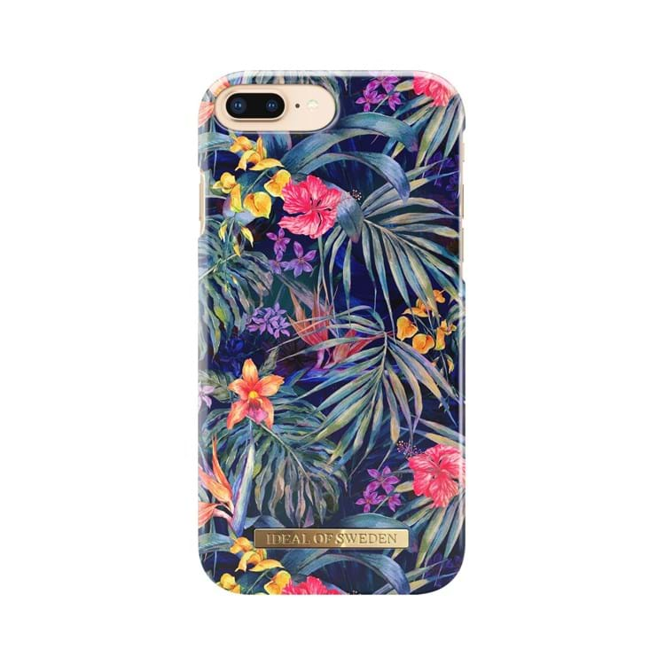 iDeal Of Sweden Iphone Cover Mysterious Jungle Blomster Print 1