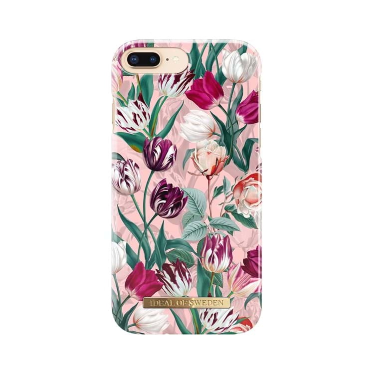 iDeal Of Sweden Iphone Cover Vintage Tulips Lilla blomst 1