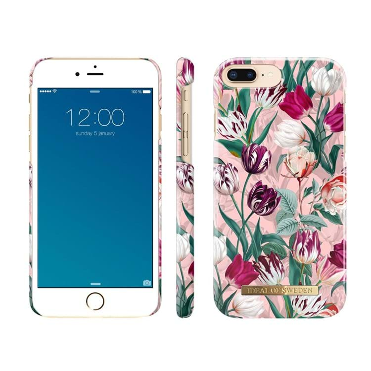 iDeal Of Sweden Iphone Cover Vintage Tulips Lilla blomst 2