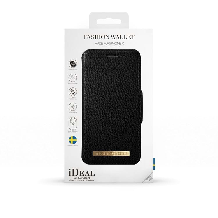 iDeal Of Sweden Iphone Cover Sort/Guld 3
