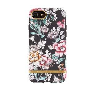 Iphone Cover Black Floral