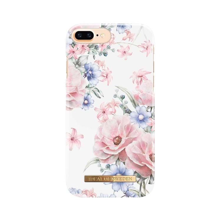 iDeal Of Sweden Iphone Cover Floral Romance Pink Blomst 1