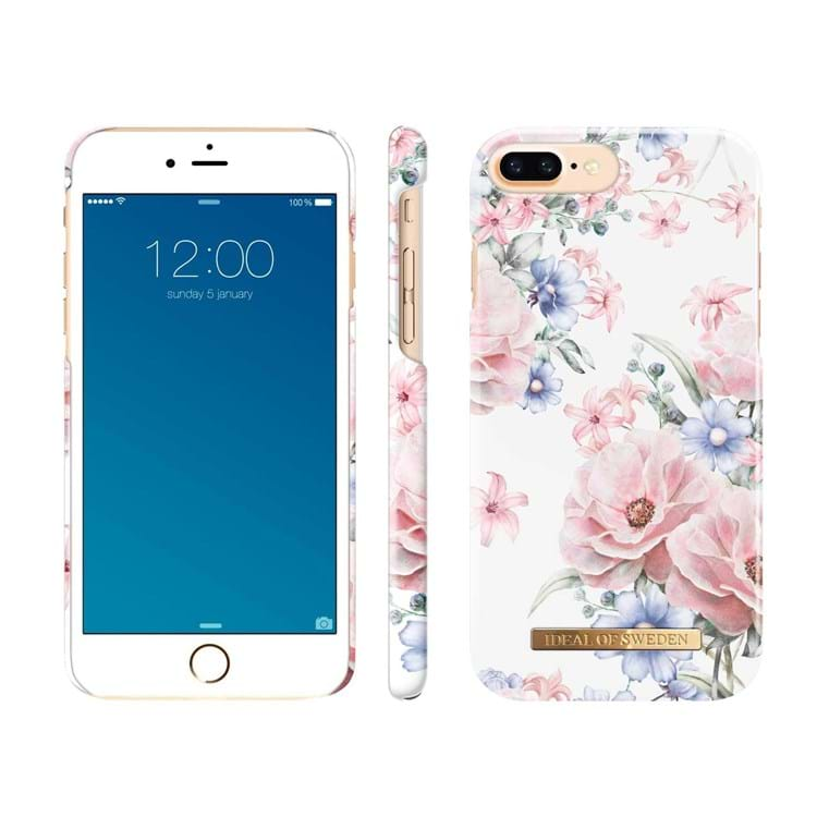 iDeal Of Sweden Iphone Cover Floral Romance Pink Blomst 2