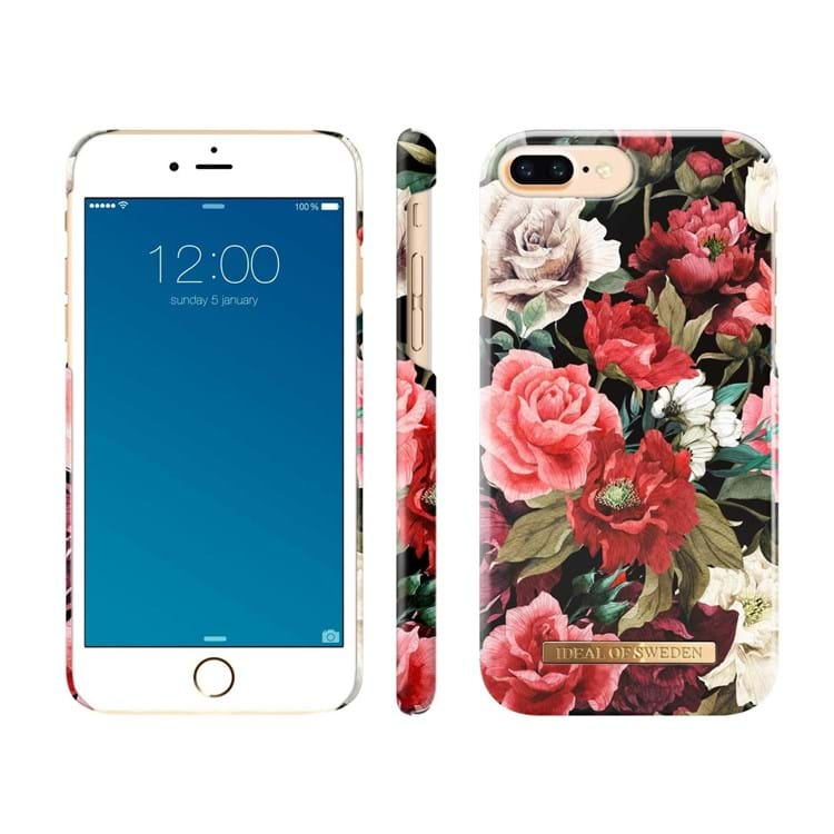Iphone Cover Antique Roses Blomster Print 2
