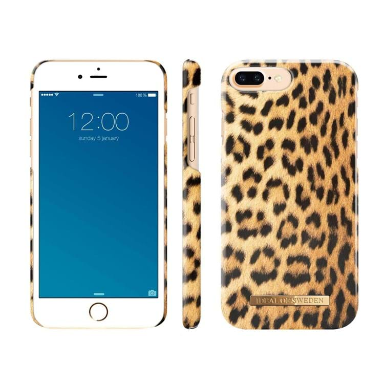 Iphone Cover Wild Leopard Leopard 2