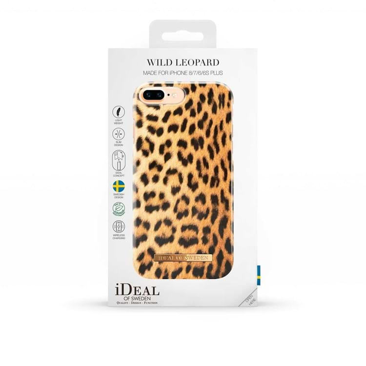 Iphone Cover Wild Leopard Leopard 3