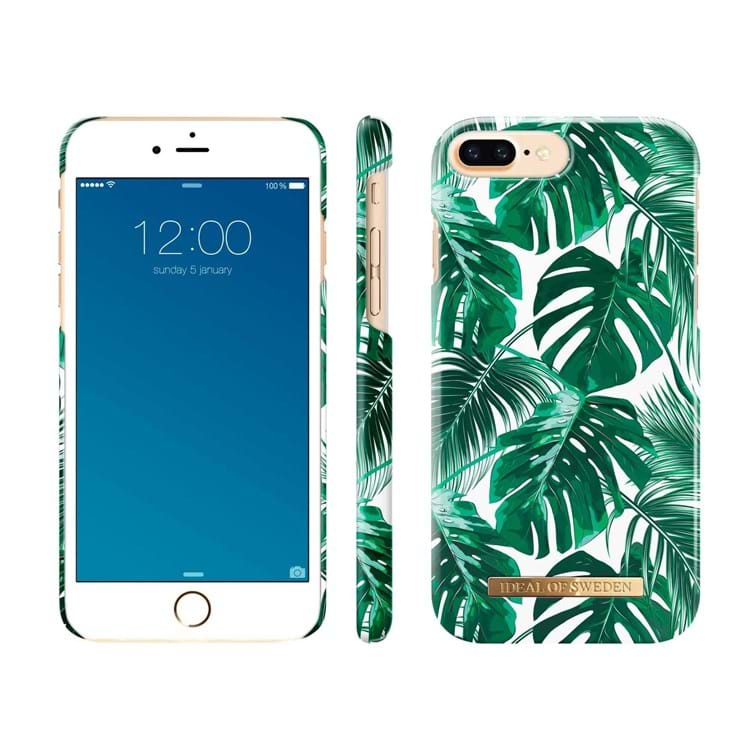iDeal Of Sweden Iphone Cover Monstera Jungle Jungle 2