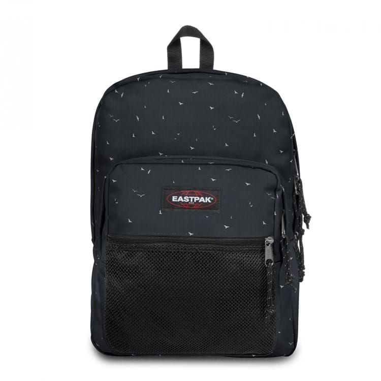Eastpak Rygsæk Pinnacle Sort/m fugle 1