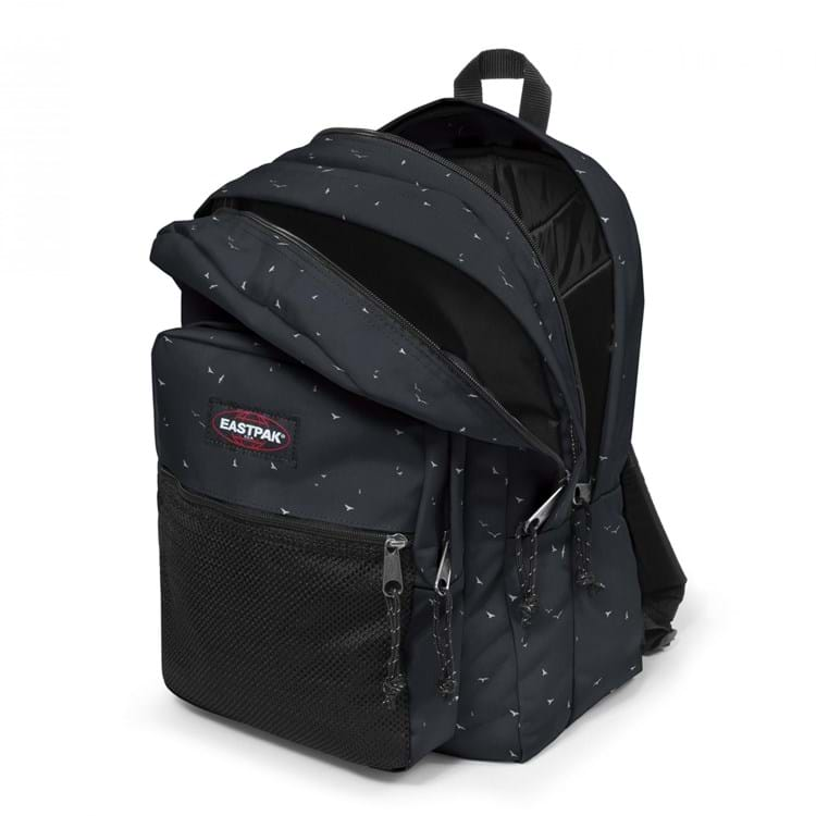 Eastpak Rygsæk Pinnacle Sort/m fugle 2