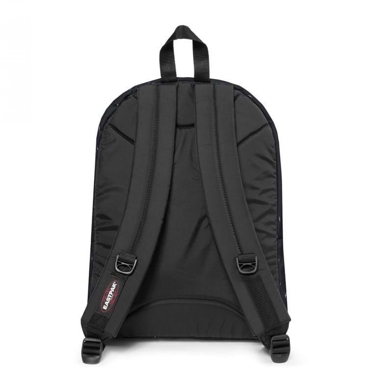 Eastpak Rygsæk Pinnacle Sort/m fugle 3