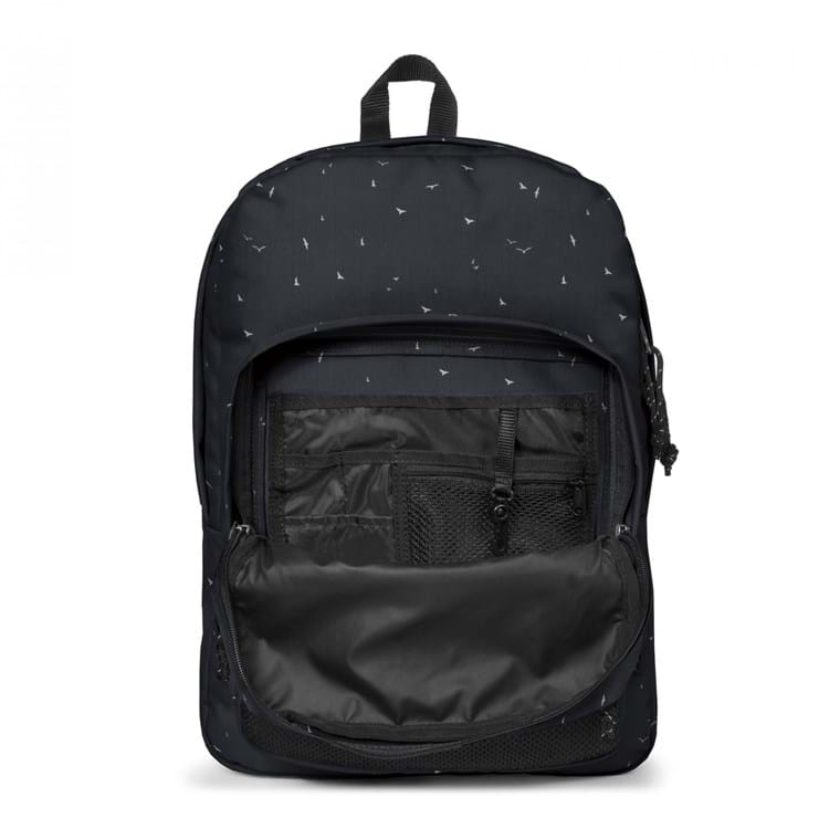 Eastpak Rygsæk Pinnacle Sort/m fugle 4
