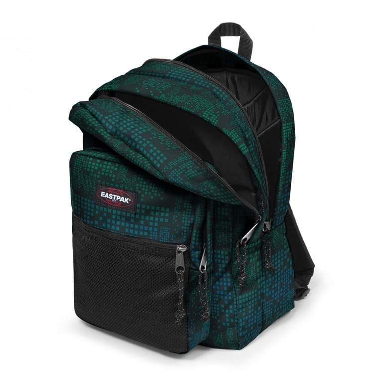Eastpak Rygsæk Pinnacle Grøn/sort 3