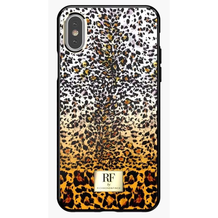 iPhone X/XS Cover Leopard 1