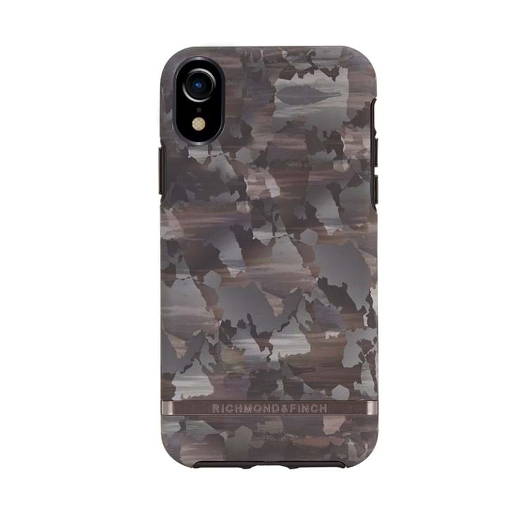 Richmond & Finch iPhone XR Cover Camouflage 1