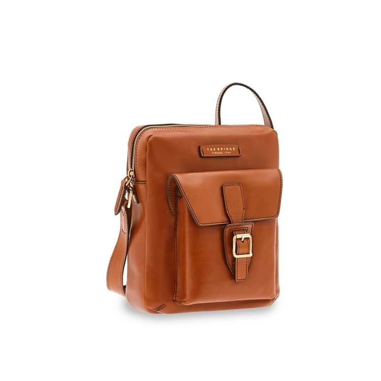 Crossbody Giannutri            Cognac 1