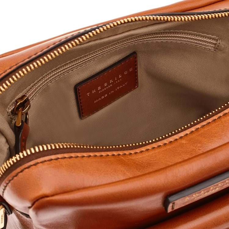 Crossbody Giannutri            Cognac 2