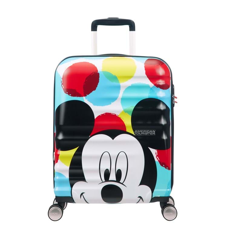 Kuffert Close up Mickey MouseS Ukendt farve 1