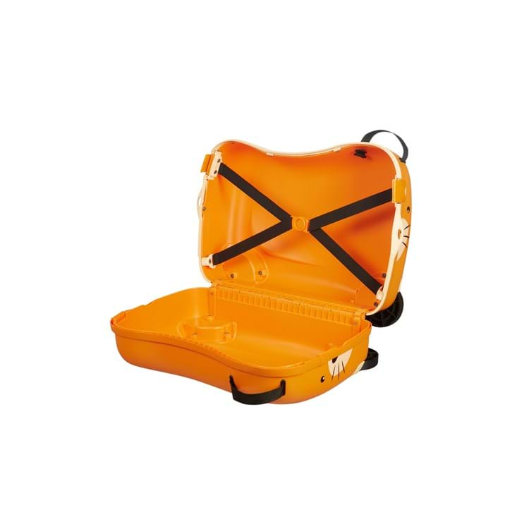 Kuffert Dreamrider 39 cm Sort/Orange 5