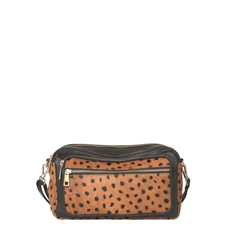 Crossbody Mariane Dot  Leopard 1