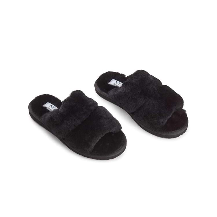 NATURES Collection Slippers Straps Sort 1