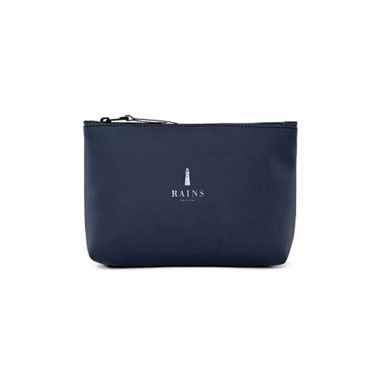 Rains Kosmetikpung Cosmetic Bag Blå 1