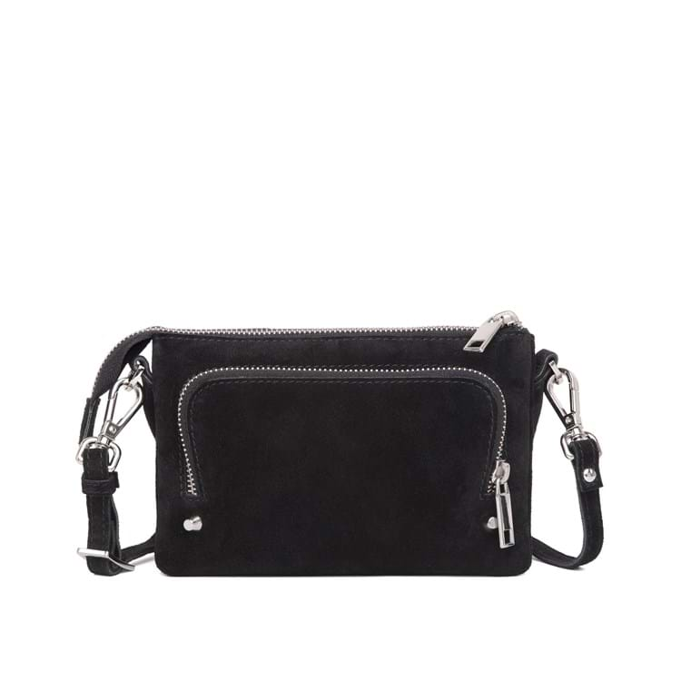 Combi clutch Christine Rubicon Sort 1