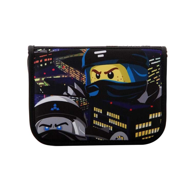 Penalhus Ninjago urban Sort/Navy 1