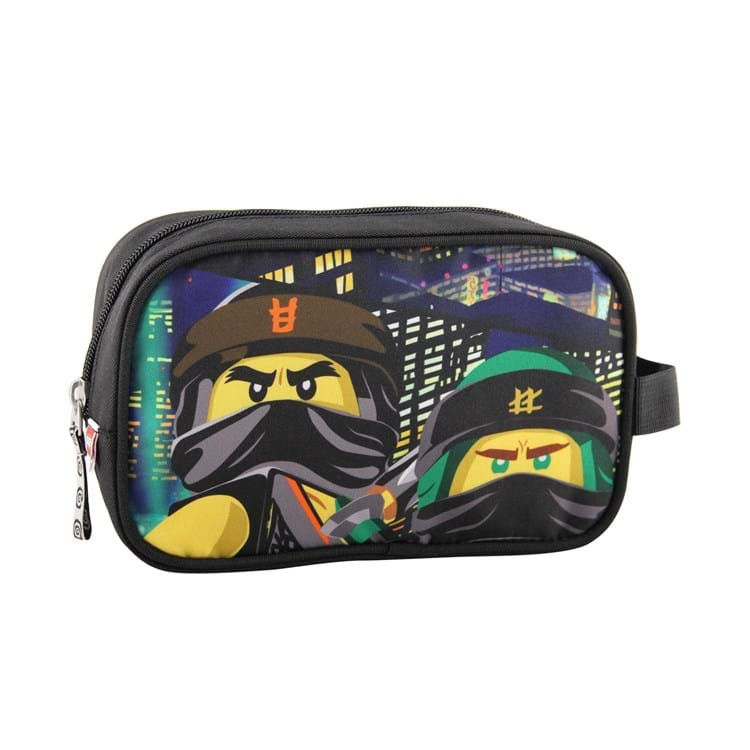 Toilettaske Ninjago urban Sort/Navy 1