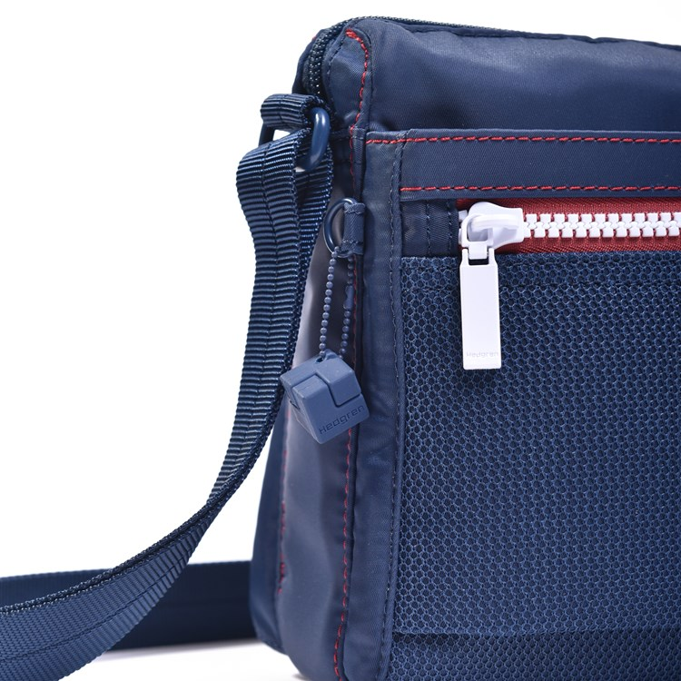 Crossbody Eye Lille Blå 4