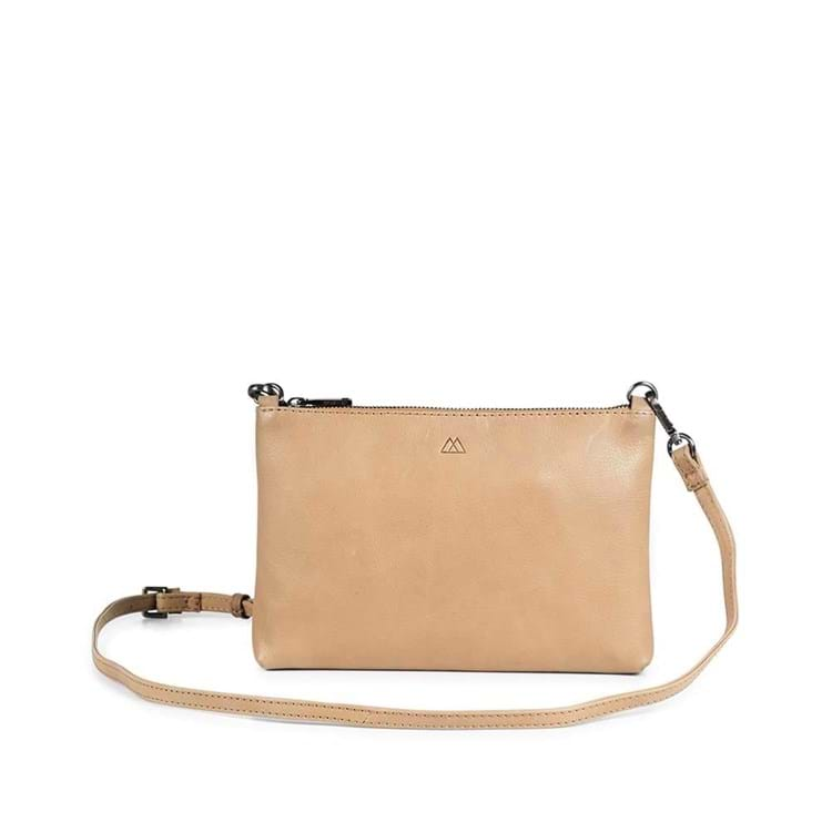 Crossbody Zelda Antique Camel 1